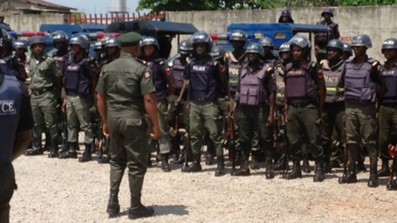 FG Approves N13.3bn For Take-off Of Community Policing
