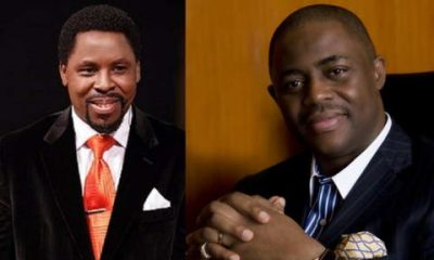 T.B Joshua Should Be Allowed To Heal Coronavirus Patients - Fani-Kayode