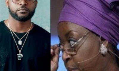 """Who Be Yahoo Yahoo Girl If No Be You"" - Falz Shades Diezani Alison-Madueke"