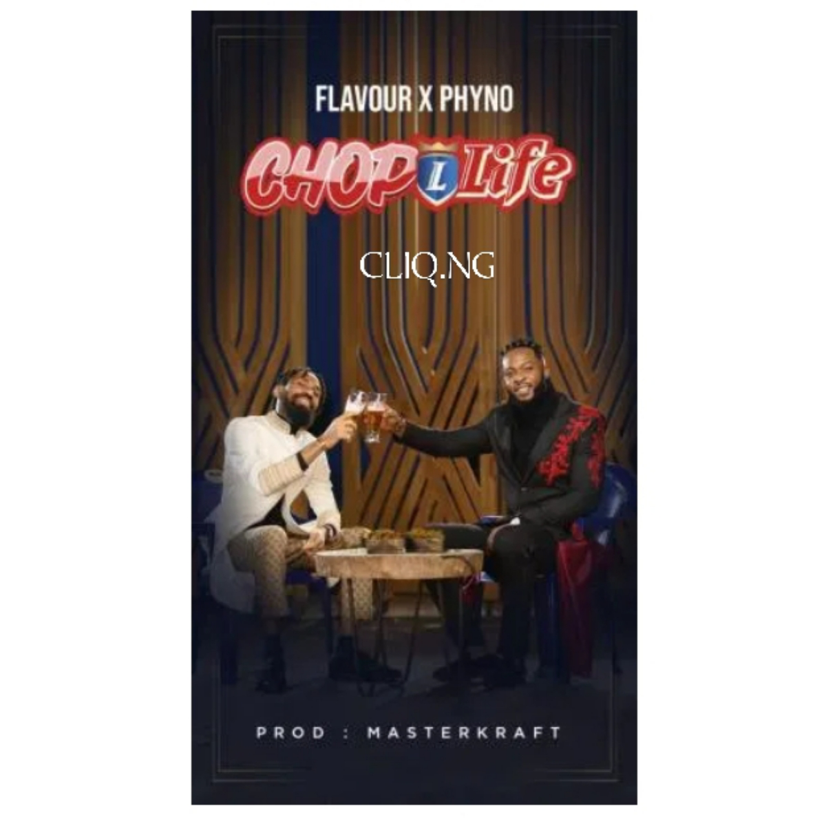 Flavour & Phyno Chop Life Mp3 Download