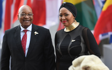 Former SA President, Jacob Zuma Dragged To Court By His Third Wife Over Maintenance Money