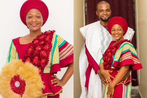 Bride Weds Without Makeup... She's Very Beautiful! (See Photos) 2
