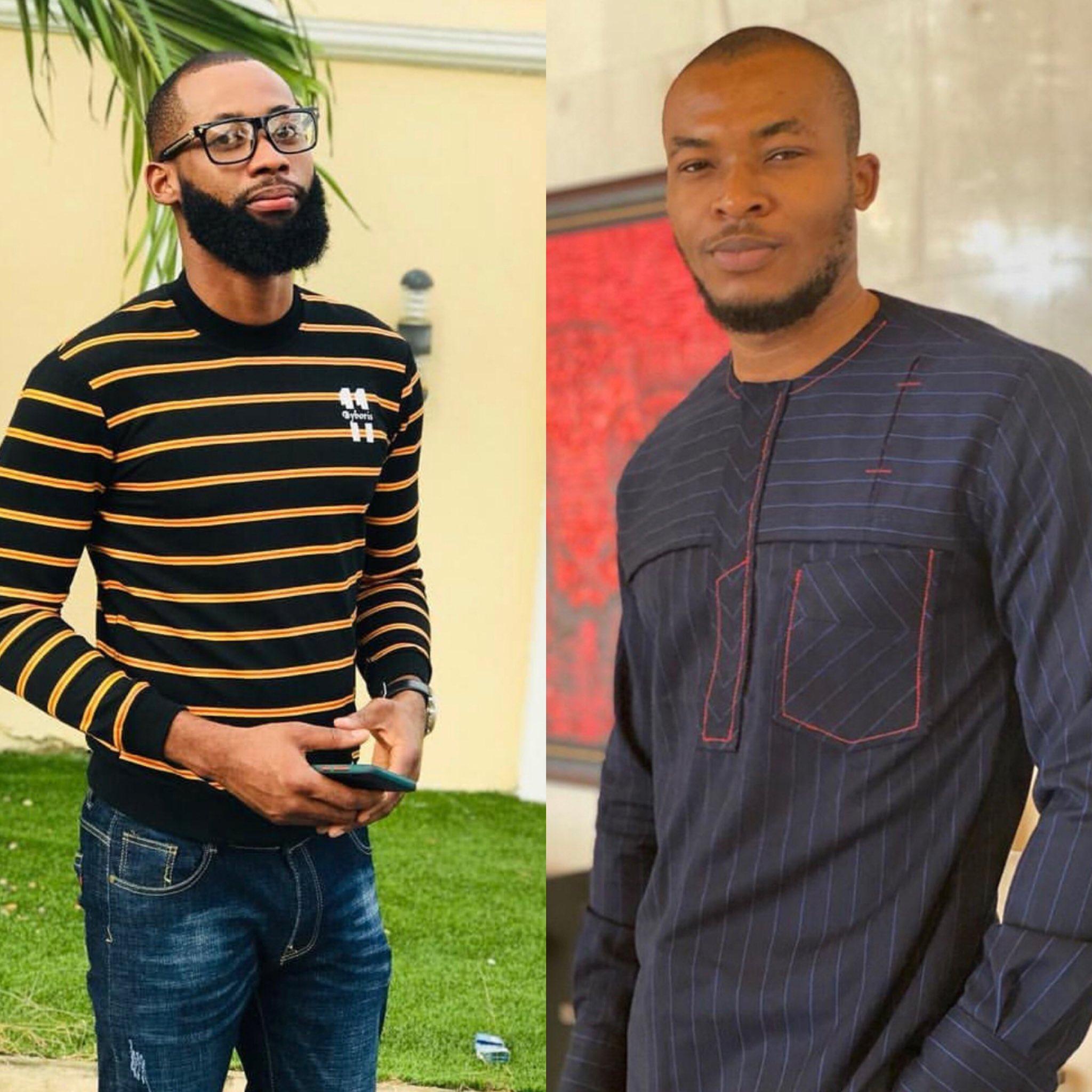 #BBNaija: Eric And Tochi Evicted From Big Brother Naija 2020