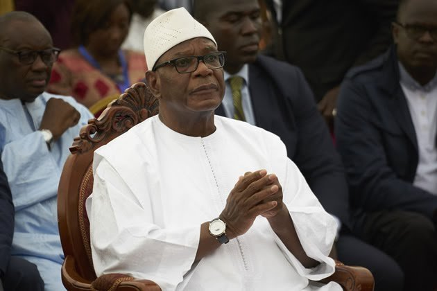 Mali President, Ibrahim Keita Resigns After Military Coup