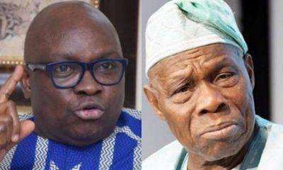 I'll Send Obasanjo Back To Prison If I Become President - Fayose
