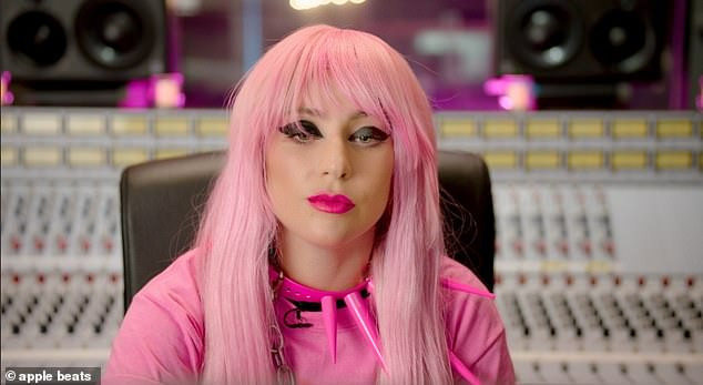 I Have Mental Issues, I Don't Have Total Control Of My Brain - Lady Gaga