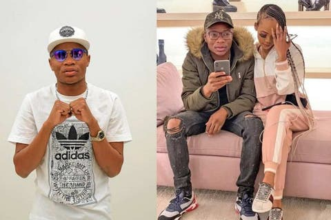 Master KG And His Girlfriend, Makhadzi Part Ways