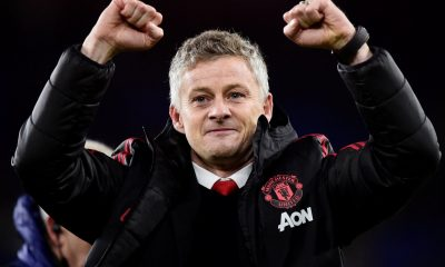 Man United Need 4-5 More Games To Be Fit – Man United Boss Solskjaer