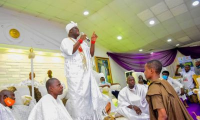 Big Brother Naija Should Be Replaced - Ooni of Ife 12