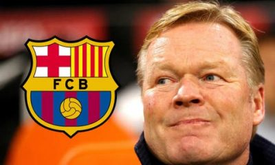 Koeman Refuses To Rule Out Barcelona Bid For Depay