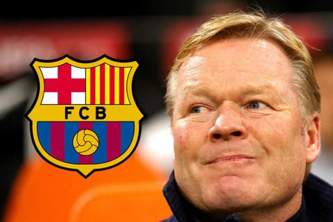 Barça Appoints Ronald Koeman As New Manager