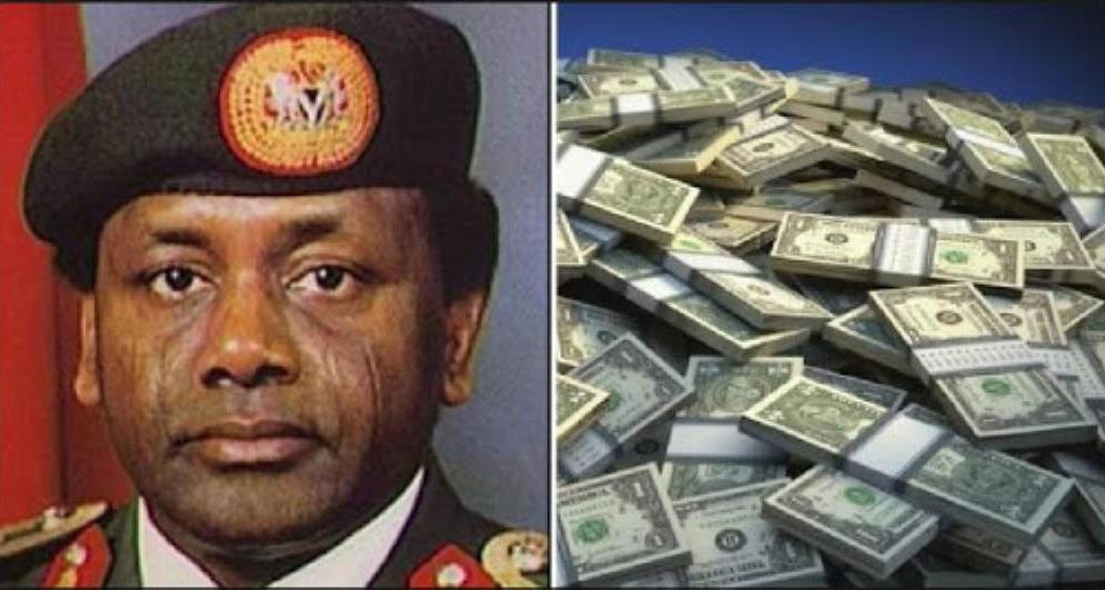 Nigeria Signs MoU With Ireland To Return €5.5m Abacha Loot