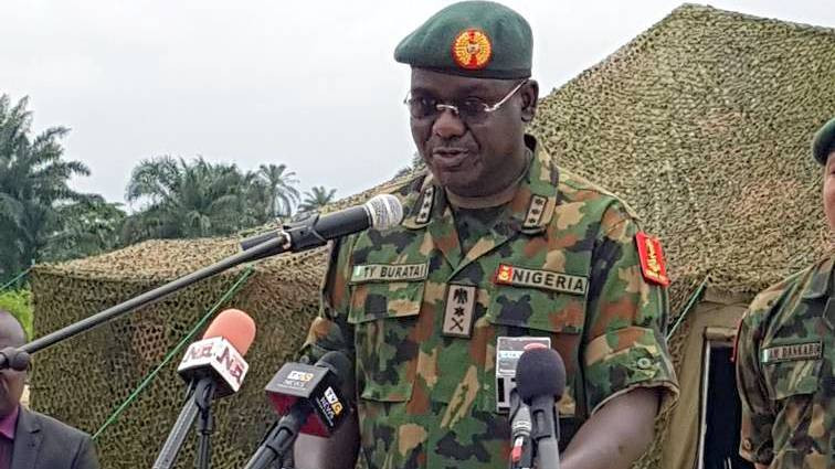 We Have Chased Boko Haram Out Of North-East, Remaining Borno — Buratai