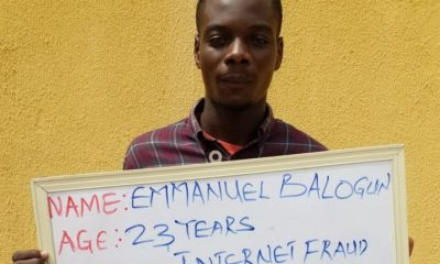 Yahoo Boy To Control Traffic In Ilorin For Three Months Over Internet Fraud