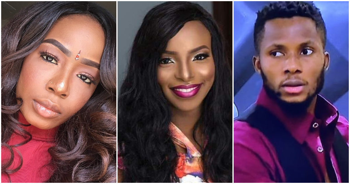 #BBNaija: Brighto, Wathoni & Tolanibaj Evicted From Big Brother Naija Season 5