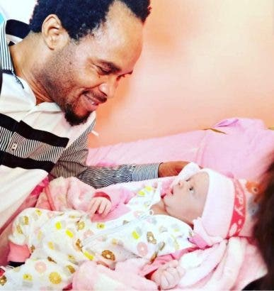 Odumeje Welcomes Fifth Baby... Names The Child '5G Baby' (Photos)