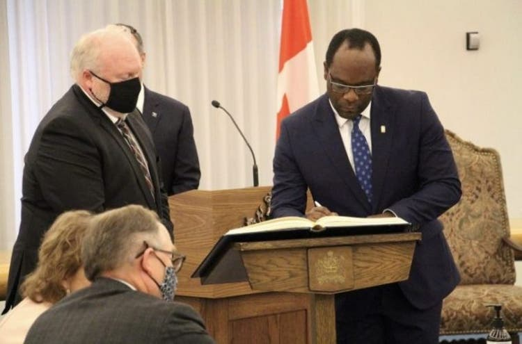 Nigerian Man, Kelechi Madu Appointed As Minister of Justice In Canada