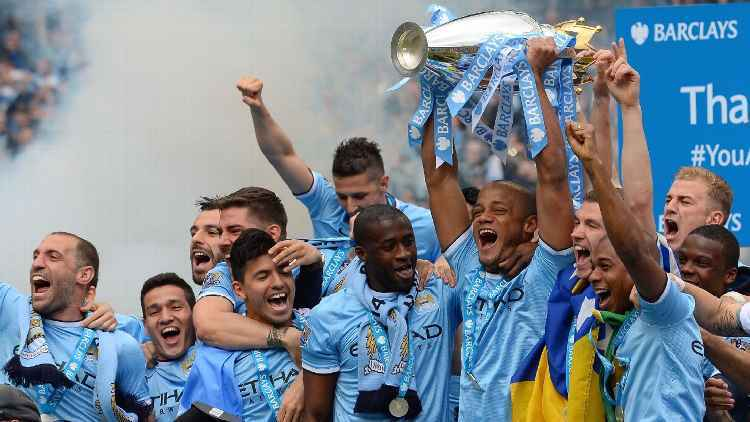 Man City Legend, Vincent Kompany Retires From Professional Football