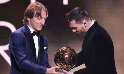 If Messi Leaves Barça, Other Players Will Become Stars - Luka Modric