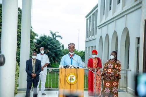 Oyo Govt Announces Cancelation Of Curfew