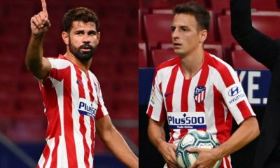 Diego Costa And His Teammate Santiago Arias Test Positive For COVID-19 19