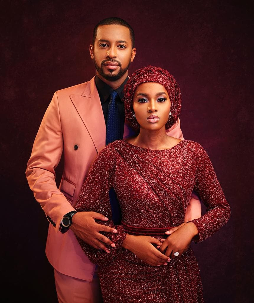These Pre-Wedding Photos Of Buhari's Daughter, Hanan, And Her Fiance, Turad Sha'aban Will Make You Want To Get Married 7