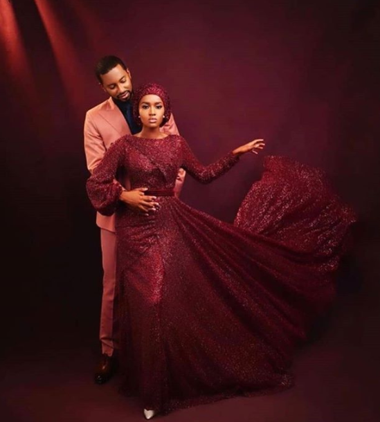 These Pre-Wedding Photos Of Buhari's Daughter, Hanan, And Her Fiance, Turad Sha'aban Will Make You Want To Get Married