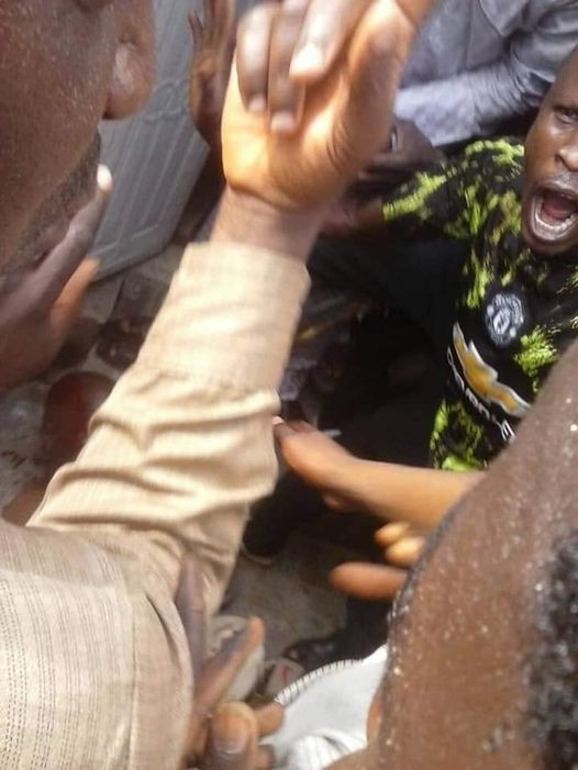 50-Year-Old Man Caught Raping 4-Year-Old Girl In Bauchi Mosque (Photos) 6