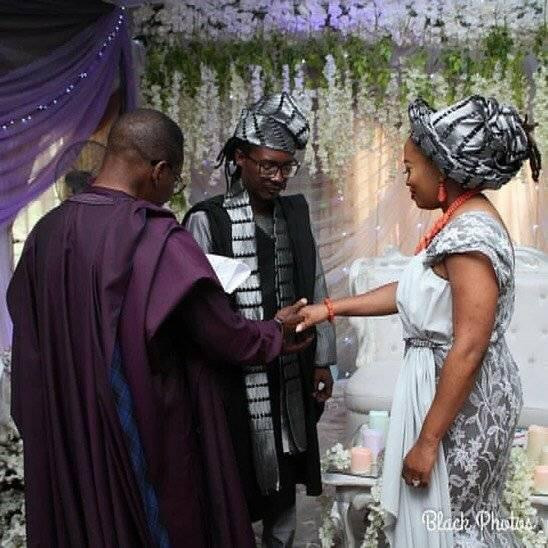 Rapper, Jesse Jagz Gets Married To His Girlfriend, Tolu (Photos)
