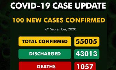 Nigeria Records 100 New Cases Of Coronavirus 10
