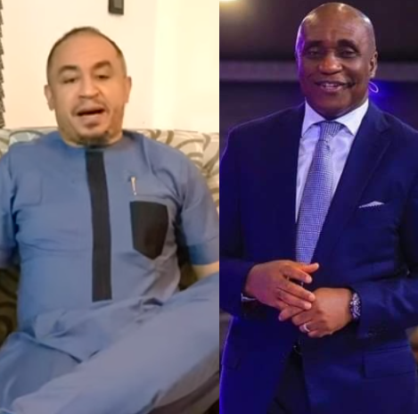 Daddy Freeze Reacts After Pastor Ibiyeomie Threatened Him For Insulting Oyedepo (Video)