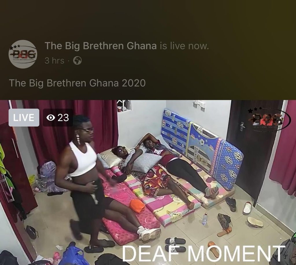 Photos From Big Brethren Ghana Causes YAWA Online (See Photo)