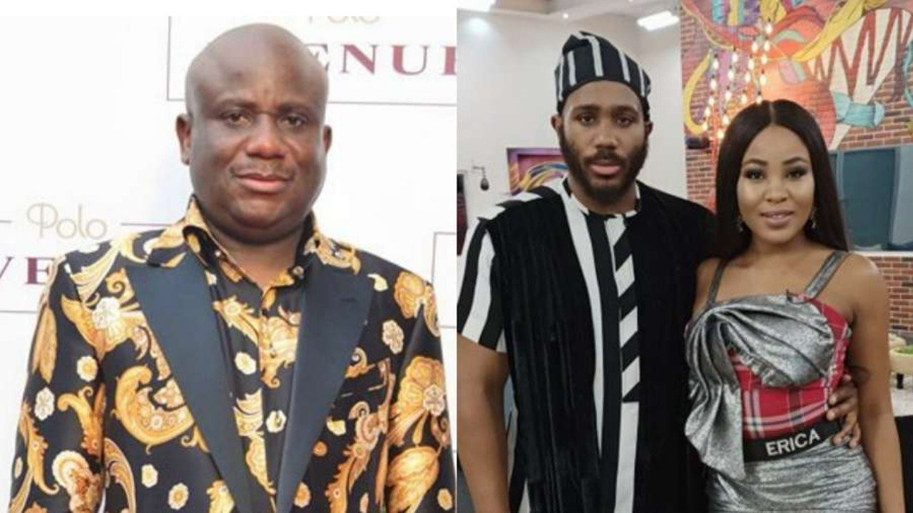 #BBNaija: If Kiddwaya Wins, I'll Ensure He Gives Erica Half Of The Money And The Remaining One To Charity - Billionaire Businesman, Terry Waya (Video)