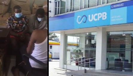 Four Nigerians Arrested For Allegedly Hacking, Siphoning Money From Philippine Bank (Video)