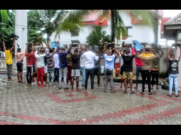 EFCC Arrests 22 Suspected Yahoo Boys In Imo