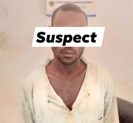 Man Arrested For Allegedly Murdering His 17-Month-Old Baby In Jigawa