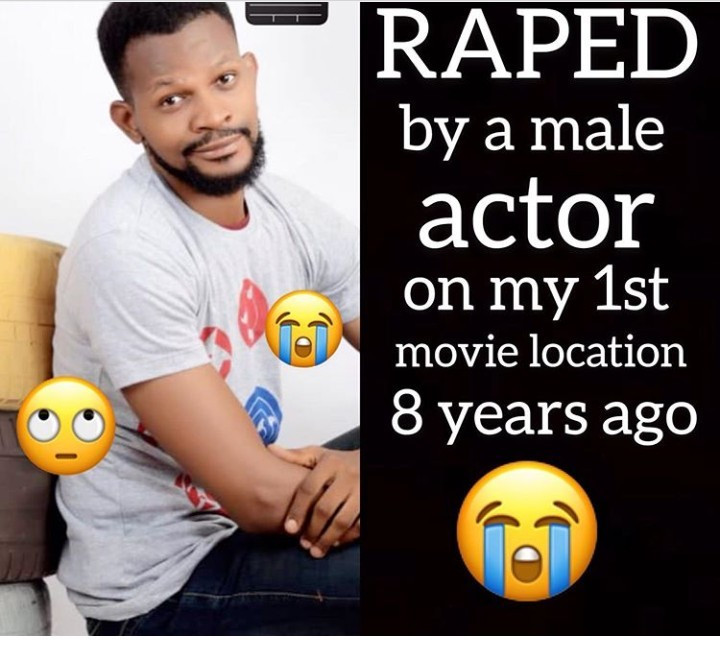 I Was Raped By A Male Actor On My First Movie Location - Uche Maduagwu