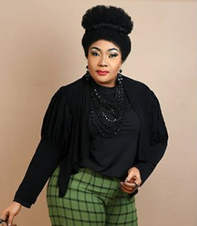 Side Chics Are Glorified Prostitutes - Actress, Victoria Anunobi