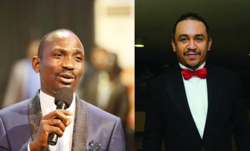 You're A Mad Dog – Pastor Paul Enenche Slams Daddy Freeze For Calling Bishop Oyedepo A 'Bald-Headed Fowl' (Video)