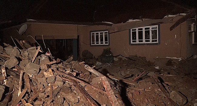 Building Collapses In Delta, One Dead, Others Injured
