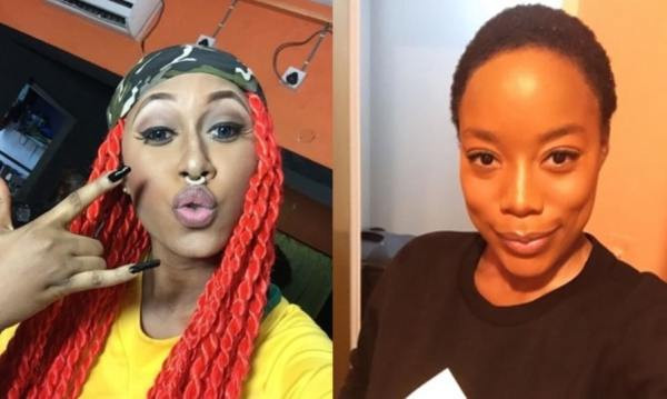 Old Witch With The Scriptures - Cynthia Morgan Slams Her Former Manager, Joy Tongo