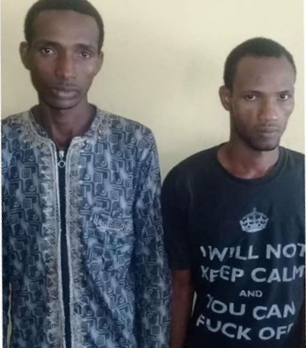 Police Arrest Two Herdsmen Who Robbed A Family And Defiled Their 16-Year-Old Daughter