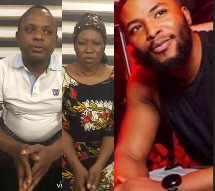 RIP! Missing Nigerian Student, Caleb Obari Found Dead In Ukraine 10