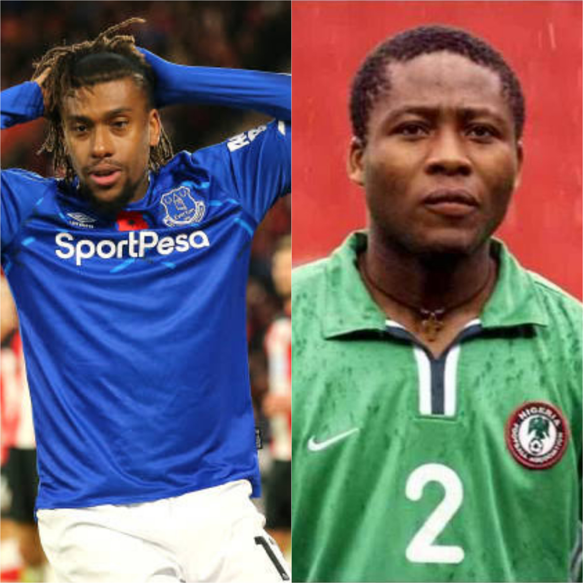 Former Super Eagles Defender Ifeanyi Udeze Advises Alex Iwobi To Look For A New Club