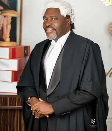 Actor, Kanayo O. Kanayo Called To The Nigerian Bar