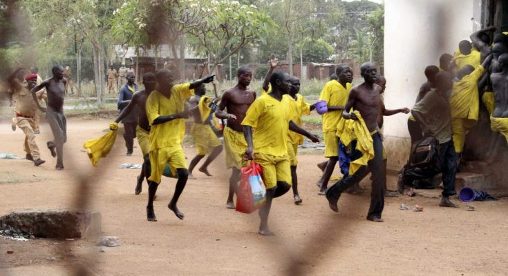 Prison Break: Uganda Police Start Manhunt For 215 Prisoners Who Escaped