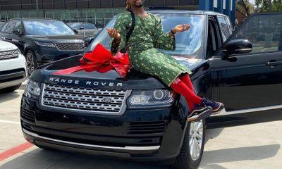 Comedian, Mama Tobi Gifts Himself Range Rover (Photos) 4