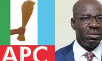 APC Rejects Edo 2020 Governorship Election Result
