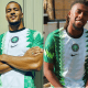 NFF Shows Off Super Eagles' New Jersey And You'll Love It! (Photos) 6