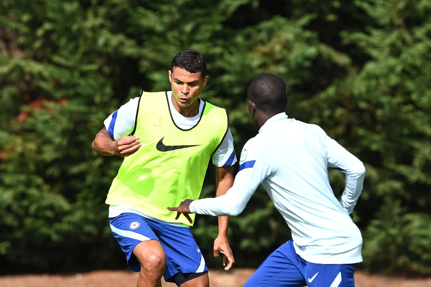 I'm Not Too Old For The Premier League - Thiago Silva